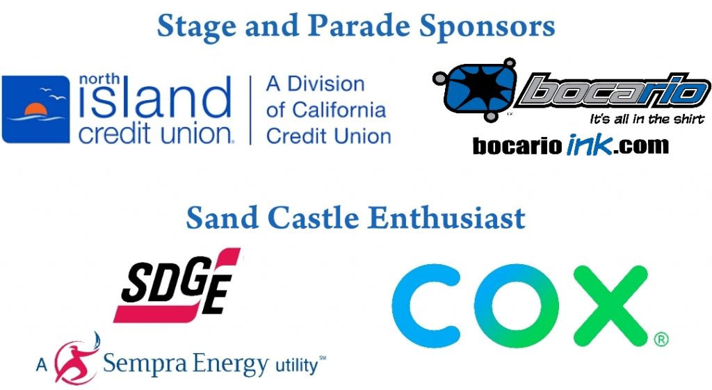 Sun and Sea Sponsors